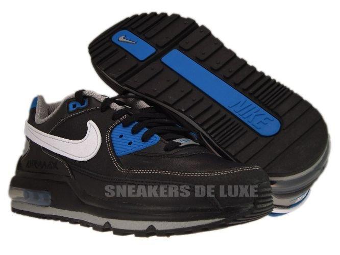 air max ltd blue and black