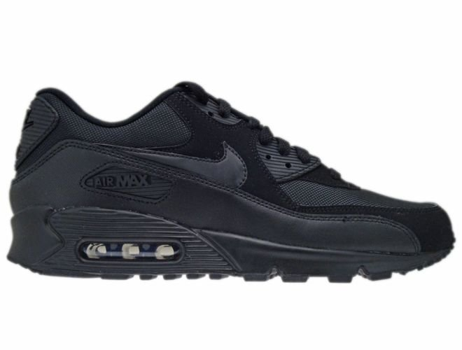 black air max 90 essential