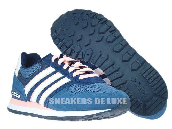 2017 Sale Damen adidas schuhe neo 10k f99325 tiefblau, weiß