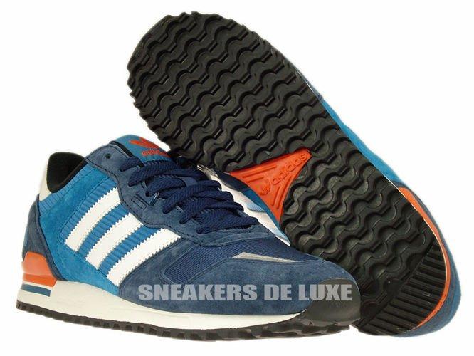 Adidas ZX 700 azzurro