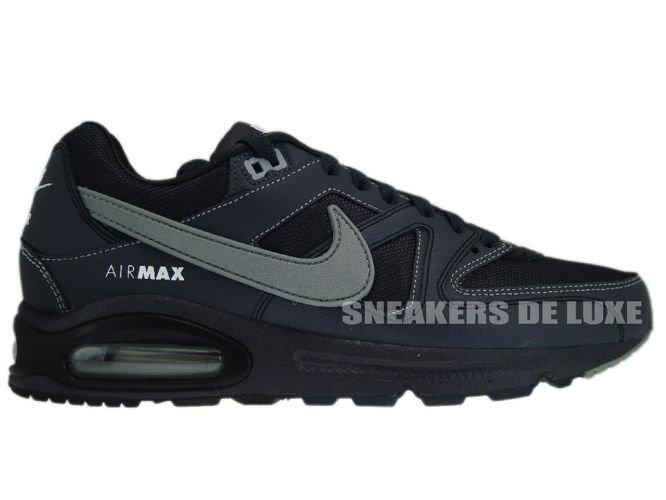 nike air max command metallic silver black cool grey