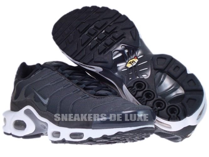 Nike Air Max Plus Fuse TN Black/Ivory