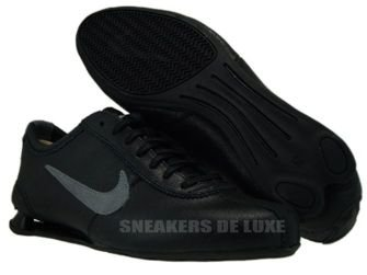 316317-026 Nike Shox Rivalry Black/Cool Grey
