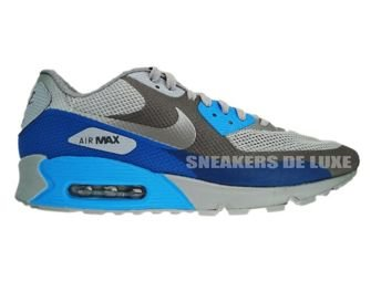 Nike Air Max 90 PRM HYP MidnightFog/MediumGrey/BlueGlow