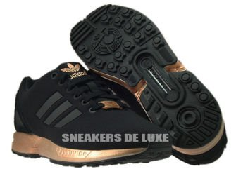 big sale 9d734 fe5ae discount code for adidas zx flux core black light copper 2acac ba135