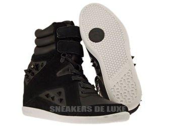 V60905 Reebok Alicia Keys Wedge Black/White