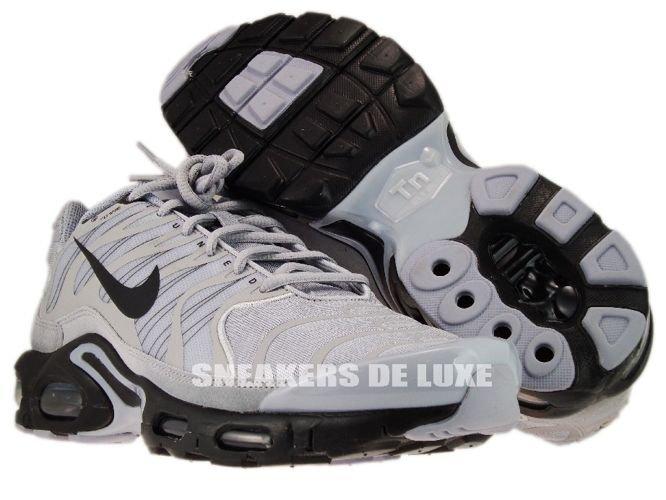 pas cher chaussures nike golf - Nike Air Max Plus 1.5 Black