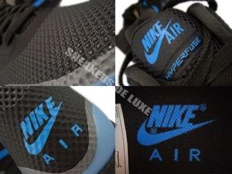 Nike Air Max 1 Hyperfuse Midnight Fog/Blue Glow